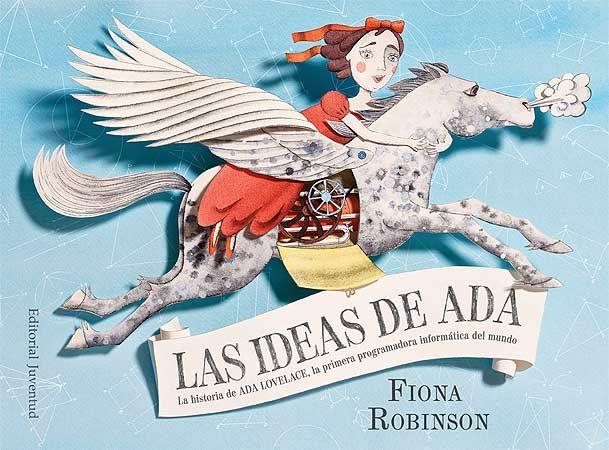 +6 Fionna Robinson. Las ideas de Ada. Juventud