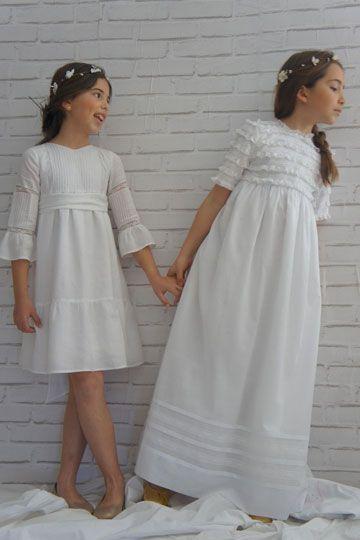 vestidos de comunión de El Desván de Noelia - TELVA