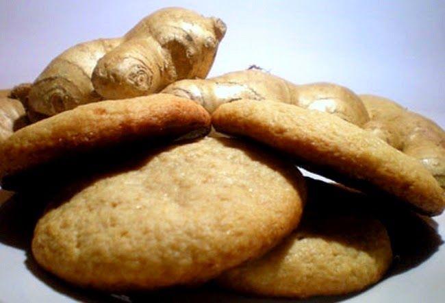 Receita de biscoito de gengibre - sem glúten e muito saudável e saboroso | Cura pela Natureza.com.br