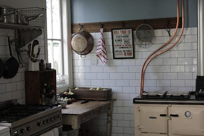 kitchen loveBeautiful Kitchens, Dreams Kitchens, Vintage Kitchens, Rustic Kitchens, Dreamy Kitchens, Country Kitchens, Subway Tiles, Dream Kitchens, Kitchendiner Room