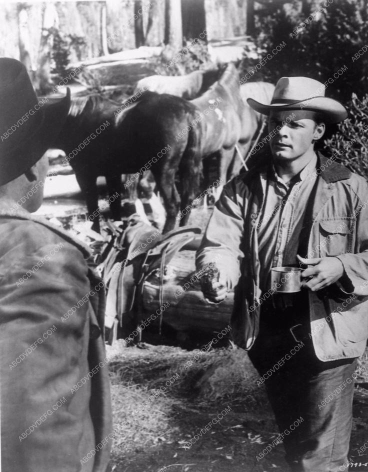 photo Randolph Scott Joel McCrea Mariette Hartley cast Ride the High Country 667-04
