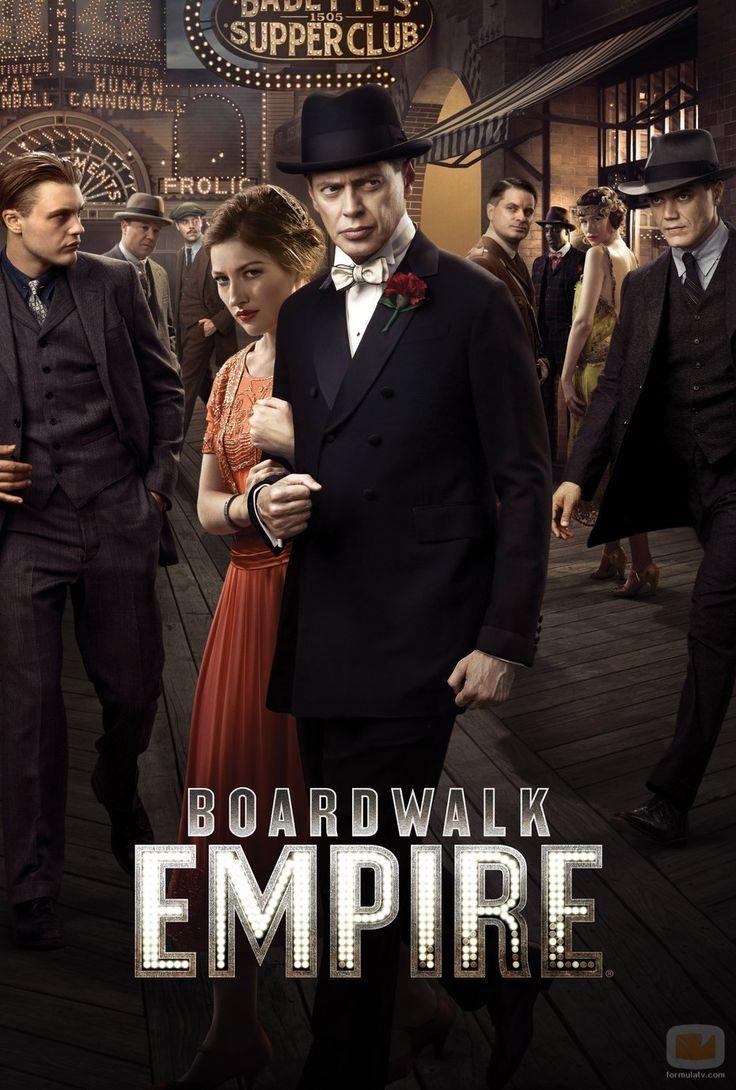 Boardwalk Empire : Segona temporada / Dir. Terence Winter. Intèrprets: Steve Buscemi, Michael Pitt, Kelly Macdonald.