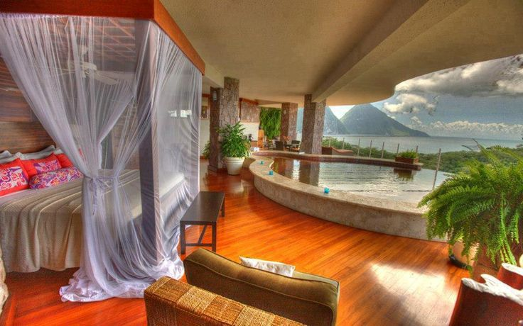 JADE MOUNTAIN RESORT-st lucia-the carribean