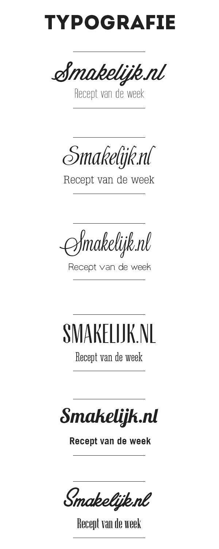 Cool font //Typografie