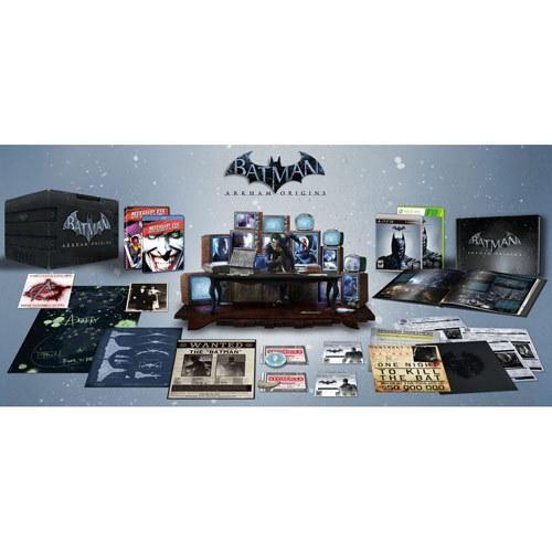 batman arkham origins collector s edition xbox 360