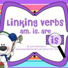 A fun Winter/Polar Bear Theme to interactively teach Linking Verbs: am, is, are, was, were for Language Arts Grades 1, 2, or 3. This is a MIMIO .in...