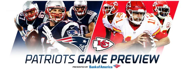 Game Preview: Chiefs at Patriots | New England Patriots