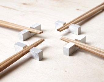 Modern Chopstick Rest Minimalist Home Decor Contemporary Tableware