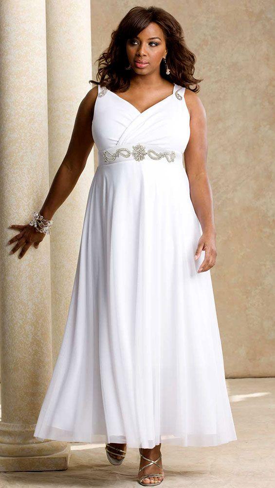 30 best plus size wedding dresses images on pinterest | plus size