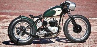 Triumph TRW 5OO by CRO Motorcycles 3