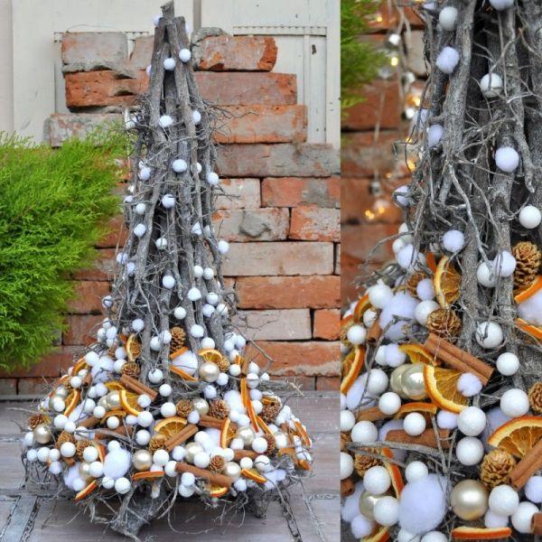 Dekoracja Świąteczna Nr 242 CHOINKA