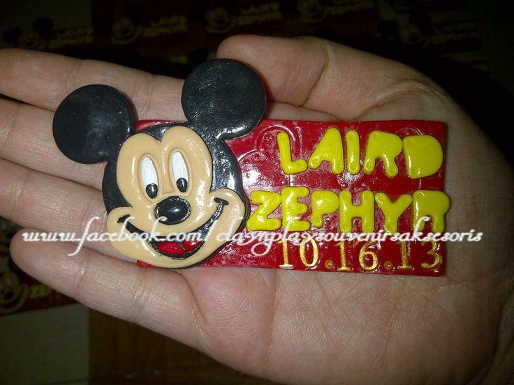 mickey ref magnet