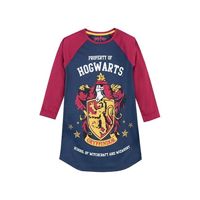 bbbe53c67509 Harry Potter Girls Gryffindor Nightdress  girls  clothing ...