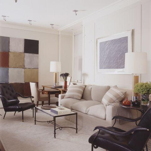 Family room in 635 park avenue new york