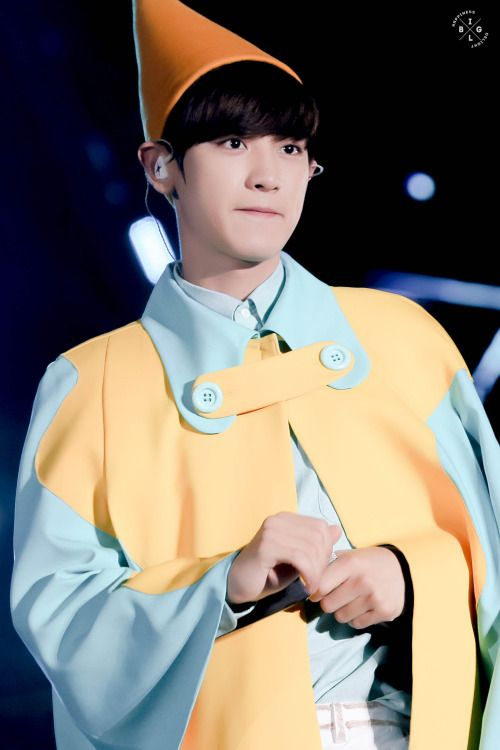 Chanyeol - 160930 Exoplanet #3 - The EXO'rDium in Hangzhou Credit: BIG-L.