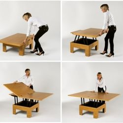 Incroyable With Ever Growing Space Problem, One Is Always On Lookout For Smart Space  Avers But. Dining TablesCoffee ...