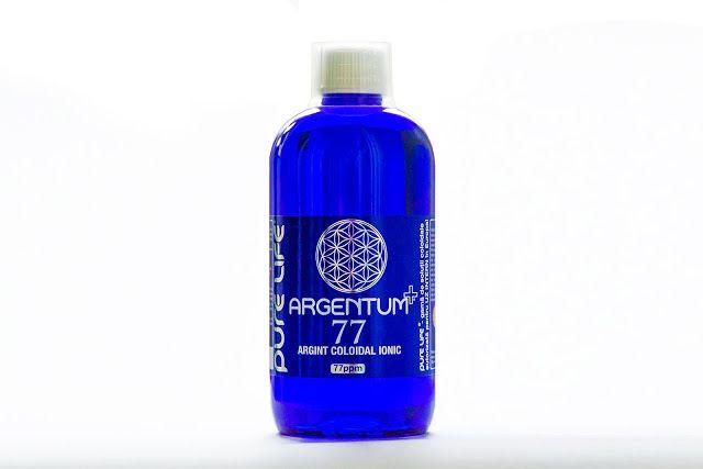 Argentum+®77 -energizare globala a corpului