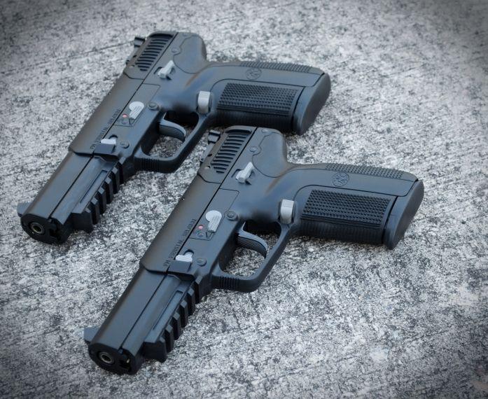 FN Herstal 5.7 Double Take