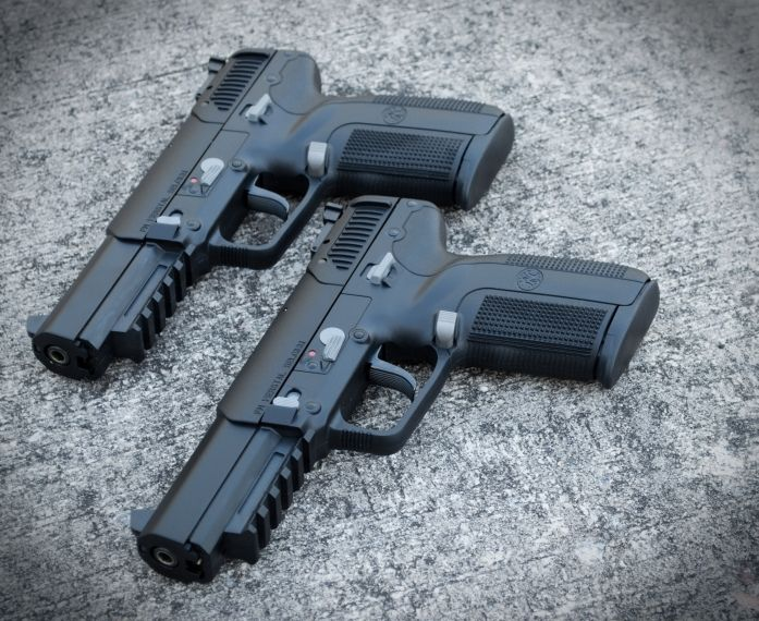 FN Herstal 5.7 Double Take