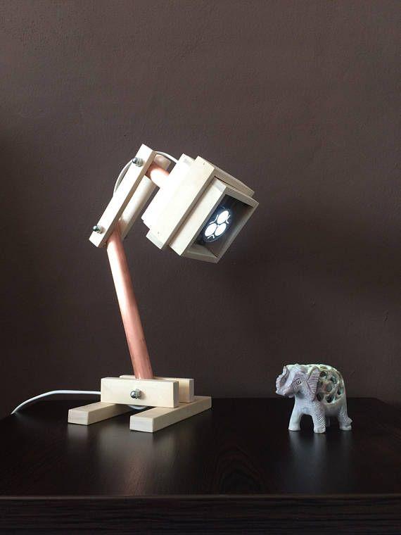 MISTERWood LampDesk LampReading LampModern LampOffice