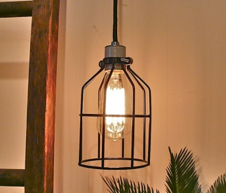 Birdcage Lamps home decor