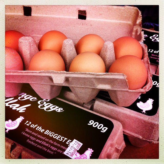 Mega eggs - Eggs by Ellah - lots of double yolkers!!