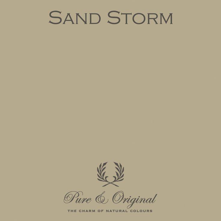 Sand Storm - Pure & Original - paint