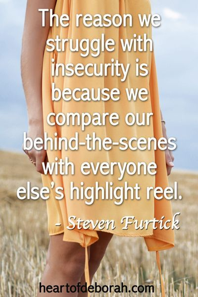 One mom's take on the social media trap! I love this Steven Furtick Quote: The reason we struggle with insecurity is because we compare our behind-the-scenes with everyone else's highlight reel.