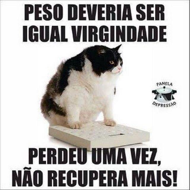 Peso = Virgindade ➤ https://plus.google.com/u/0/+RenatoBahiaRB/posts/N6JvasrDJK8 - 2014 12 02