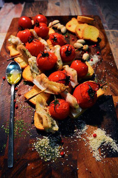 炉端定番 焼き鳥だってイタリアンハーブミックスでパーティーメニューに変身 イタリアンなヤゲンの