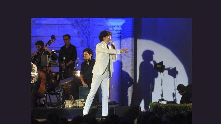 El concierto benéfico #Generación27 un evento único que colmó todas las expectativas gracias a @ManuelLombo , la @osjaljarafe y @SevillaAlcazar  Foto: #ABC de #Sevilla