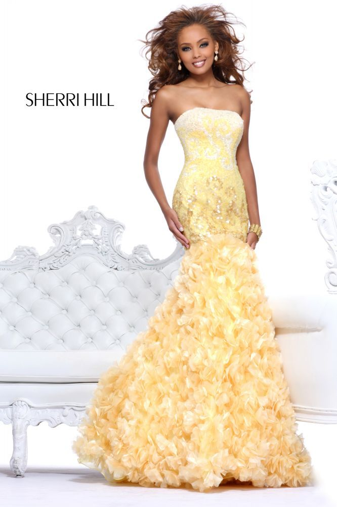 1000 Images About Sherri Hill Dresses Tampa On Pinterest