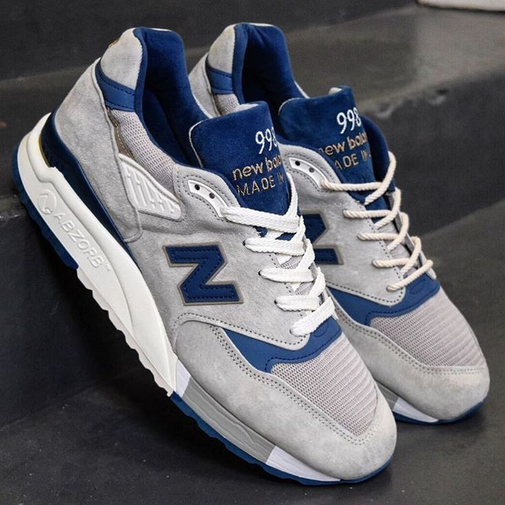 New Balance 998 Made In USA: 'Explore By Sea'                                                                                                                                                                                 More
