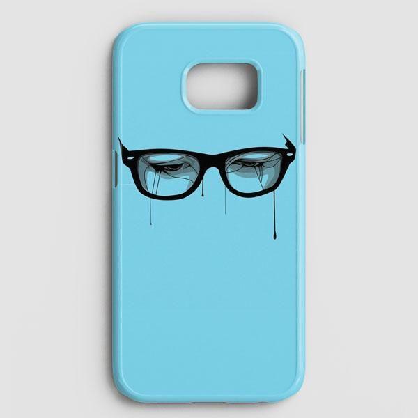 Geek Glasses Samsung Galaxy S7 Edge Case