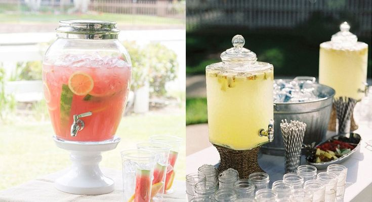 Dessa drinkar är enkla och går snabbt att göra - dessutom är de fina att se på! Vi pratar såklart om sommarens hetaste drinktips: cocktails på tapp!
