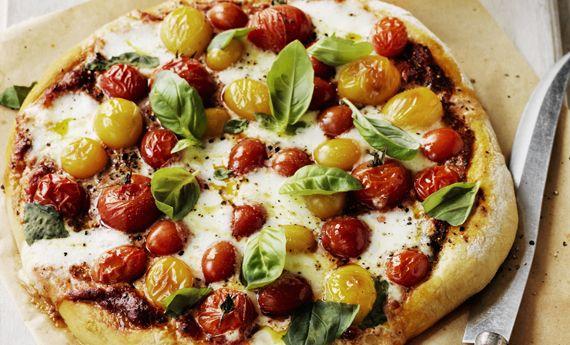 Pizza fatta in casa morbidissima: la ricetta facile e veloce   Cambio cuoco
