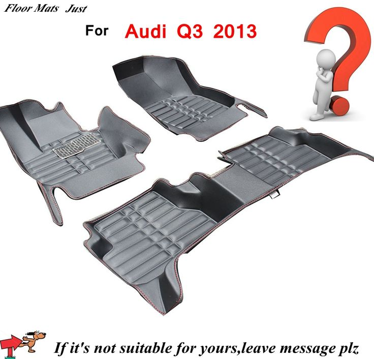 XPE Car Carpet Anti Slip Floor Mats For Audi Q3 2013 Auto Floor Mat Cover Black Grey Brown Beige Choices,High Quality mat carrier,China carpet brand Suppliers, Cheap carpet safety from AUTO PARTS HOME on Aliexpress.com