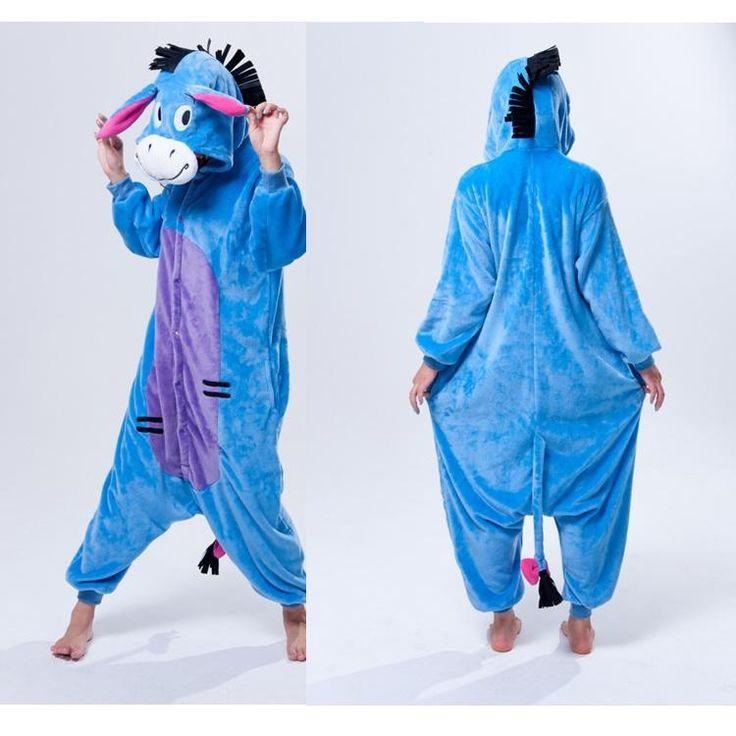 Купить товарОсел одна часть пижамы Onesies для взрослых симпатичные животные пижамы Onesies мужчины женщины животных Onesies комбинезон пижамы в категории Одеждана AliExpress.       Описание:        Все в одном сна костюм/костюмы/животных  Onesies/мужской пижамы/пижамы костюм/животных  Комбинезо