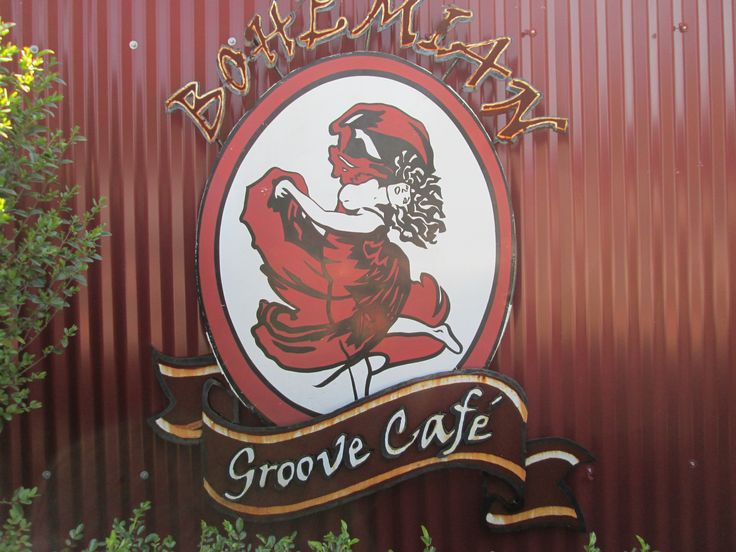 Welcome to the official Bohemain Groove Cafe Pinterest .....