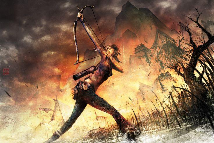 Lara Croft - Tomb Raider - Gabriel Iumazark