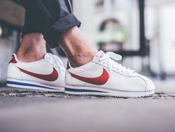 """Nike Classic Cortez SE """"Forrest Gump"""" (902801-100) buy at www.streetsupply.pl"""
