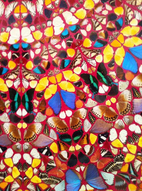 Damien Hirst: Butterfly Inspiration