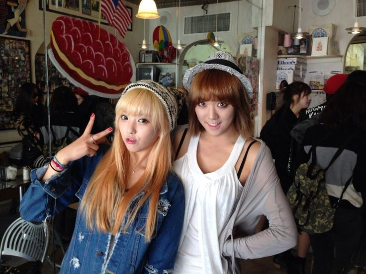 Hello Venus YoonJo and Lime @ NY