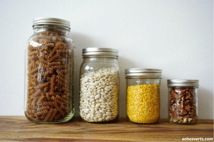 10 alternatives Pour une cuisine sans plastique