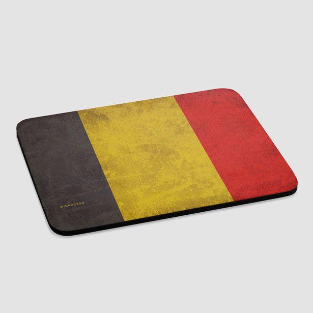 Belgium Flag - Mousepad