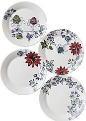 Arabia's Runo plates. My favorite's Syyshehku (bottom left), what's yours?