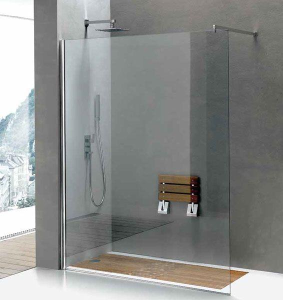 Oltre 25 fantastiche idee su piccoli bagni moderni su - Box doccia salvaspazio ...
