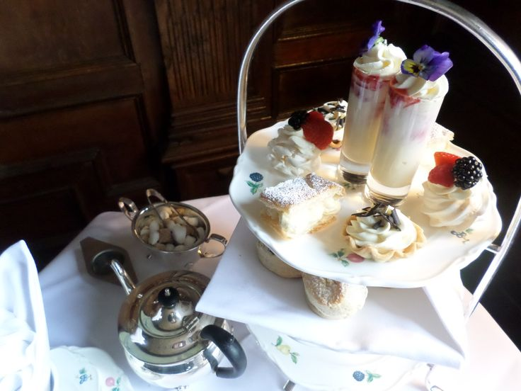 Tea for Two at Eastwell Manor