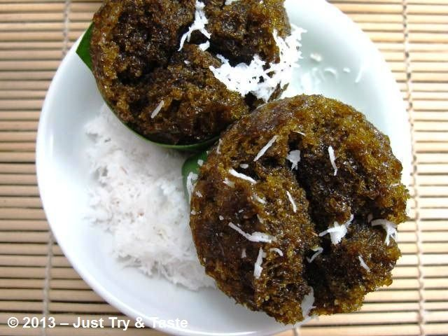 Just Try & Taste: Kue Mangkuk Gula Merah