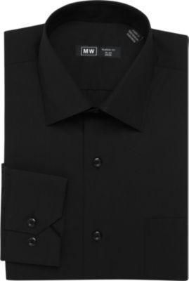 Made Of 100% Cotton This Spread-Collar Dress Shirt Is A Classic Choice. More Details